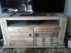 Tv Cabinet made for home.   You can check out my other listings by clicking this link here, and if you like my products feel free to add me as a favourite seller.   http://www.trademe.co.nz/Members/Listings.aspx?searchtype=SELLER&   member=1408573   Thank you for checking out this auction
