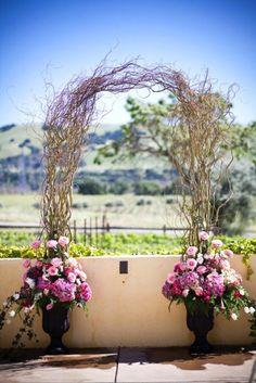 Vineyard Wedding Decorations 8