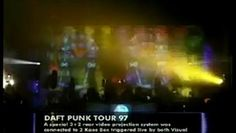 Daft Punk unmasked 1998