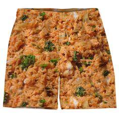 Kimchi Fried Rice Weekend Shorts