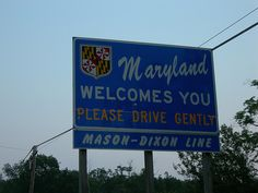 Maryland (Old Line State)