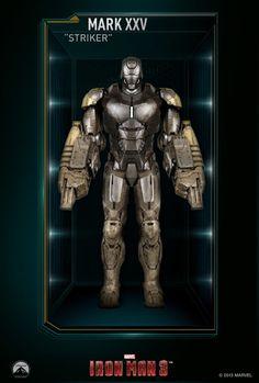 Mark XXV Heavy Construction Suit (Striker).