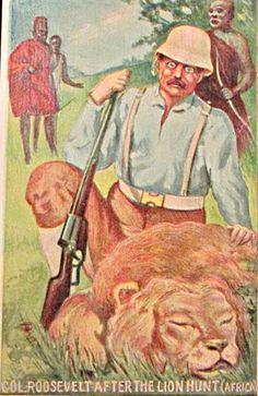 teddy roosevelt enjoying a day bear hunting roosevelt