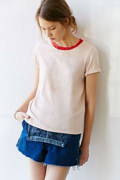Truly Madly Deeply Classic Boyfriend Tee