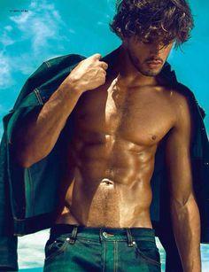 "Marlon Teixeira Model Born: September 16, 1991 (age 22), Santa Catarina, Brazil Height: 6' 2"" (1.88 m)"