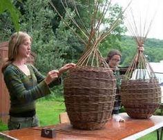Woodland Skills Centre Basket Making Course