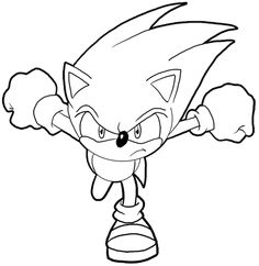 Sonic - Dibujos para imprimir y colorear   Coloring book   Coloring ...