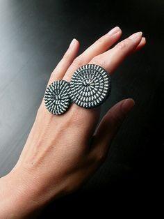 shell zipper ring