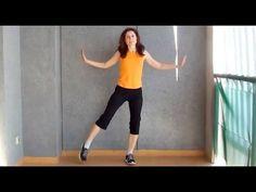 RUTINA CARDIO PARA ADELGAZAR SUPER RAPIDO - Fat Burning Cardio Workout at Home - YouTube
