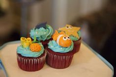 Under the Sea Baby Shower | CatchMyParty.com