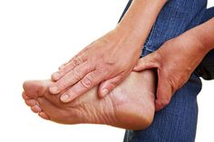 Foot conditions in your 40'sIt is very important to care for your feet. People will buy cheap shoes several times a year and spend more money than one good pair of shoes!Take care of your feet. Essential oils and massage will help but great shoes are the best.