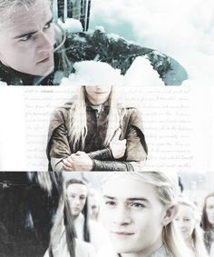 Legolas..... The best character of them all!!
