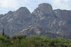 Hikers and backpackers can venture deep into the adjacent Pusch Ridge Wilderness.Catalina State Park, Tucson, AZ