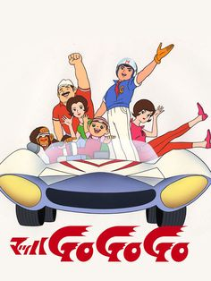 Mach GoGoGo マッハGO GO GO  1967