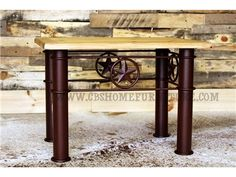 Shop for Million Dollar Rustic Texas Star Iron End Table $119, 06-08-END, and other Living Room Tables at CBS Furniture in Cleveland TX. Texas Star Iron End Table...the perfect addition to your rustic living room!