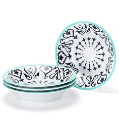 An Avon Exclusion! Dishwasher safe Not microwaveable. Azul Collection;Azul Collection Melamine Mixing Bowl