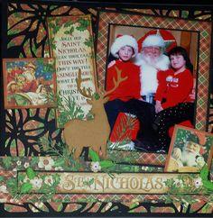 ST. NICHOLAS - Scrapbook.com