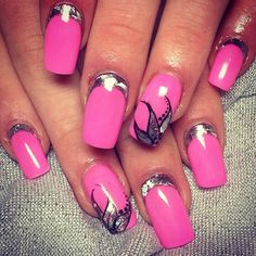 Instagram media by tidynailswaterford - #nail #nails #nailart