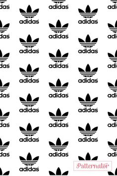 Imagem de adidas, pattern, and wallpaper