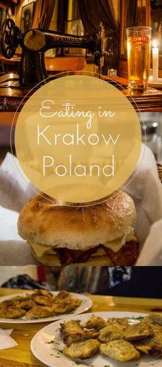 My favorite picks in #Krakow #Poland for great food and drinks!
