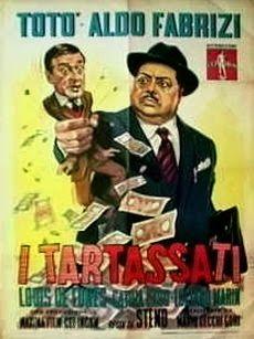 TuttoTotòFilmStream: I Tartassati - Totò - (1959)
