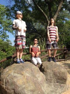 We The Kings - (Travis Clark, Charles Trippy, and Danny Duncan as Meerkats)