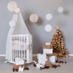 Stokke Sleepi Mini Crib in White