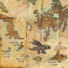 hiccup map - close up