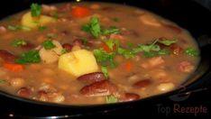 Gemüsesuppe mit Rauchfleisch | Top-Rezepte.de