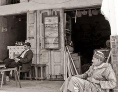 Coffee shop Morocco