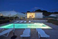 Rent holiday villa Costa Rica in Lloret de Mar in Spain now. The comfortable holiday residence is suitable for 8 people, is located in a quiet neighbourhood and has a private swimming pool and beautiful view of the Mediterranean Sea. It is the perfect base for a sun filled holiday on the Costa Brava in Spain. Would you like to rent holiday home Costa Rica? Look it up online and book it quickly.
