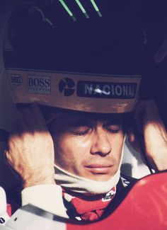 Tranquility. #Senna
