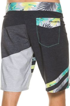 BILLABONG SLICE X BROMUDA BOARDSHORT