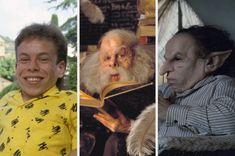 Ralph Fiennes Voldemort, Gary Oldman Sirius, Miranda Richardson, Warwick Davis, Imelda Staunton, Robbie Coltrane, Julie Walters, Rubeus Hagrid, Samuel Goldwyn