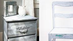Patiner des meubles très facilement : Femme Actuelle Le MAG Hobbies For Men, Hobbies That Make Money, Rc Hobbies, Nightstand, Shabby Chic, Restaurant, Crafts, Diy, Furniture