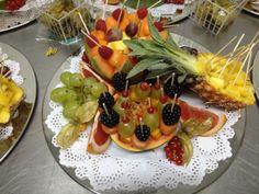 centro de frutas para mesa