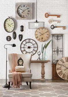 Gorgeous decor. HomeDecorators.com