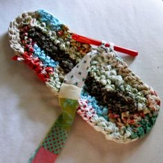 Crochet rag rug tutorial Raechel Myers | Finding My Feet | The Rag Rug Post