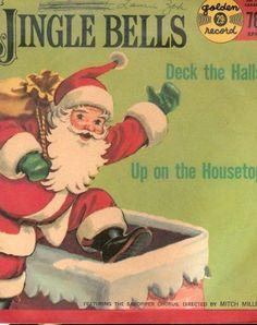 Jingle Bells Golden Record