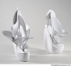 Jozefien Vandermarliere  #shoes #white