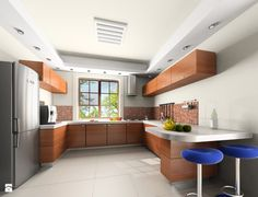 Projektu Domu Benedykt - Kuchnia - zdjęcie od MG Projekt Projekty domów - Kuchnia - Styl Tradycyjny - MG Projekt Projekty domów