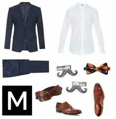 Elegant & Casual chic http://www.menswr.com/outfit/121/ #beautiful #followme #fashion #class #men #accessories #mensclothing #clothing #style #menswr #quality #gentleman #menwithstyle #mens #mensfashion #luxury #mensstyle #suit #footwear #bowtie #cufflinks #shirt #belt