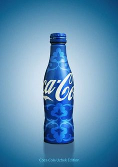 design, Coca Cola, Uzbek Edition 2