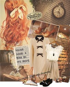 """Reading Books, One Has Greater Possibility to Read Minds"" by biancagubler ❤ liked on Polyvore"