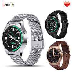 48.99$  Buy now - http://alih1k.shopchina.info/1/go.php?t=32702501670 - Lemado GW01 Bluetooth Smartwatch Smart watch with Heart rate monitor Remote Camera wristwatch for apple huawei IOS Andriod OS  #aliexpresschina