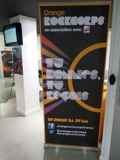 @Orange RockCorps à #rouen