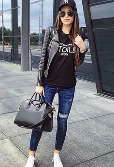 Wintertrends 2019 - Clothes and Outfits - Mode Look Fashion, Street Fashion, Autumn Fashion, Fashion Outfits, Womens Fashion, Fashion Trends, Fashion Ideas, Net Fashion, Fashion Guide