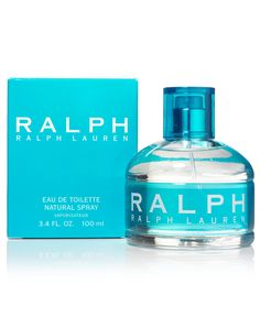Ralph by Polo Ralph Lauren Eau de Toilette Spray, oz - Exo chanyeol - Perfume Perfumes Ralph Lauren, Perfume Prada, Perfumes Polo, New Fragrances, Fragrance Parfum, Perfume Good Girl, Best Perfume, Eau De Toilette