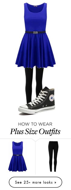 """""""Untitled #260"""" by peanut03411 on Polyvore featuring Max Studio, Converse, women's clothing, women's fashion, women, female, woman, misses and juniors"""