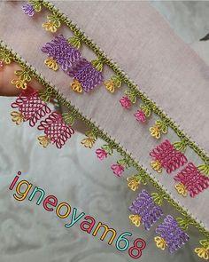 🌟El Emeği Çeyizlik Ürünler 🌟Birinci sınıf işçilik 🌟%100 memnuniyet 🌟Sipariş İçin  @igneoyam68  #oya #model #oyamodeli #tığoyasısevenler… Needle Tatting, Needle Lace, Baby Knitting Patterns, Lace Making, Sewing Tutorials, Baby Dress, Crochet Baby, Elsa, Diy And Crafts